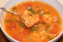 Supa de creveti