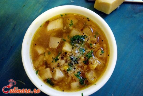 Foto - Supa de gulii