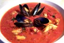 Supa de midii