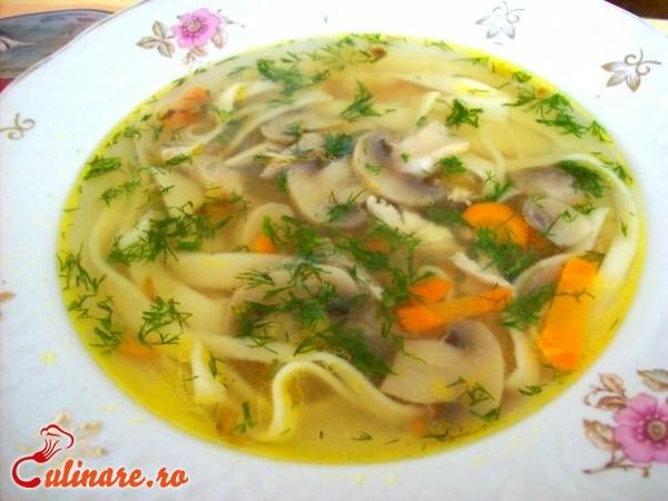 Foto - Supa picanta