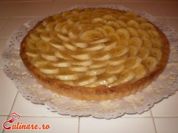 Foto - Tarta cu banane