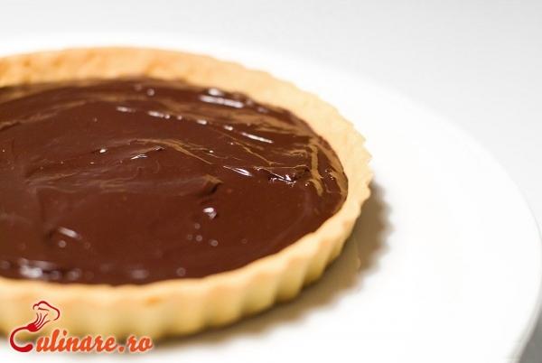 Foto - Tarta cu ciocolata