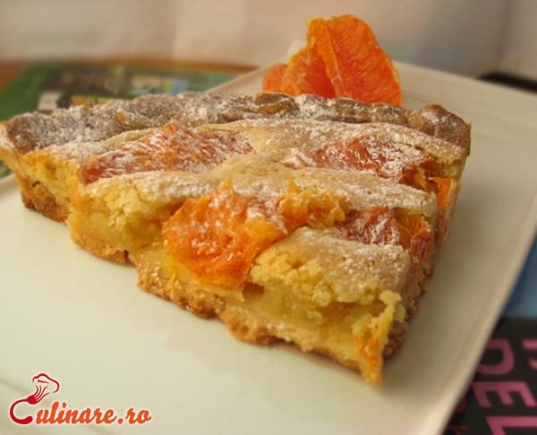 Foto - Tarta cu portocale