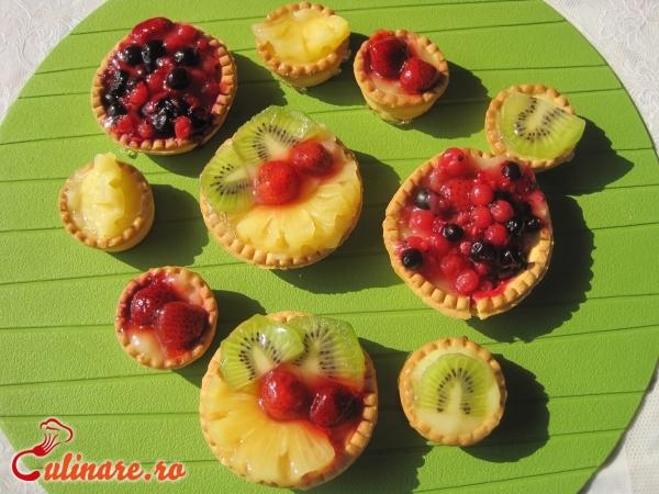Foto - Tarte cu fructe