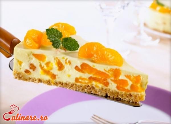 Foto - Tort de portocale