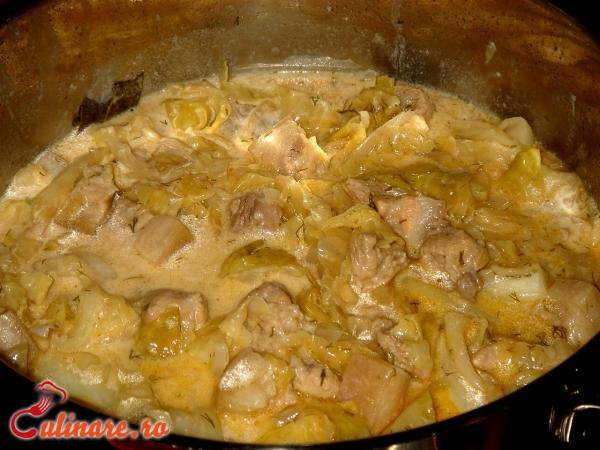 Foto - Varza calita cu carne